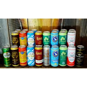 Exklusives 24er Spezial Bier Paket