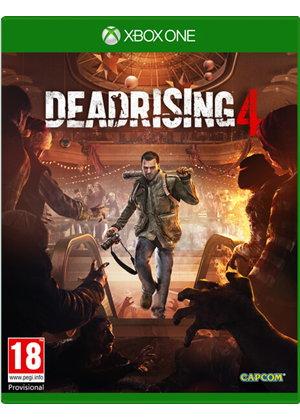 Dead Rising 4 (Xbox One) für 19,44€ inkl. VSK (Base.com)