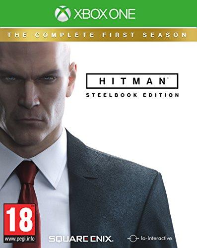 Hitman: Die Komplette erste Season (Steelbook Edition) (PS4 & Xbox One) für je 26€ inkl. VSK (Amazon UK)