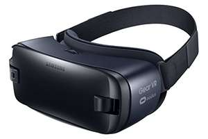 Amazon.de: Samsung Gear Virtual Reality Brille in blau/schwarz für 27,99€