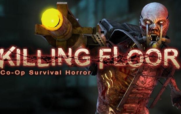 Killing Floor (Steam-Key) derzeit gratis für die nächsten 48. Stunden auf humblebundle.com