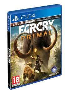 Far Cry Primal - Special Day One Edition AT PEGI für PS4 für 17,78 € inkl. Versand