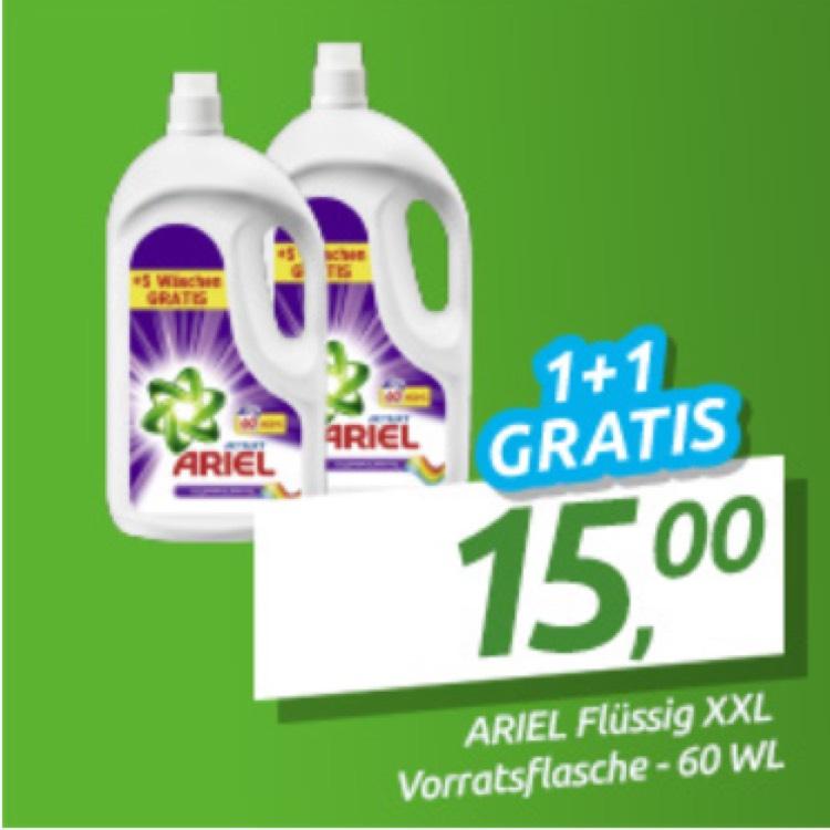 120WL Ariel Waschmittel - Cahsback