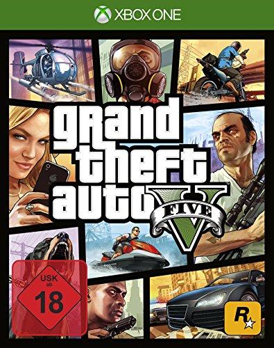 Amazon: Grand Theft Auto V (Xbox One) für 21€