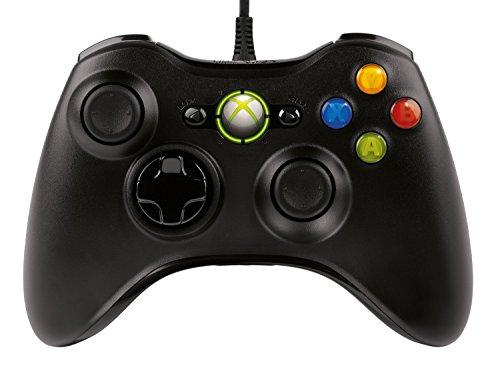 [Amazon.de] Xbox 360 Controller ( kabelgebunden) schwarz für 19,99€