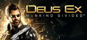 Deus Ex Mankind Divided - steam Download PC