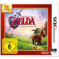 The Legend of Zelda: Ocarina of Time 3D (3DS) für 15,99€ (Amazon Prime)
