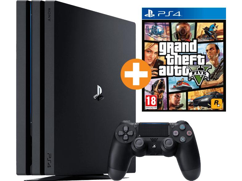 Saturn: Sony PlayStation 4 Pro (1TB) - div. Bundles für 366€