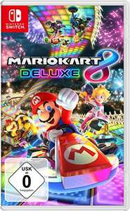 Mario Kart 8 Deluxe (Switch) für 39,99€ (Amazon)