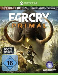 Far Cry: Primal Special Edition (Xbox One) für 13,53€ (Amazon Prime)