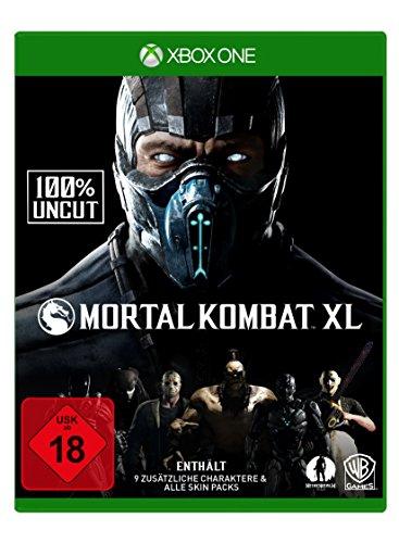 [amazon.de] Mortal Kombat XL (Xbox One)