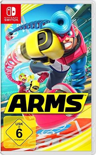 [amazon.de] ARMS (Nintendo Switch) // 46,40€ mit PRIME