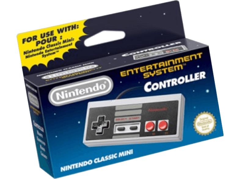 Mediamarkt/Saturn: Nintendo Classic Mini NES Controller für 9,99€