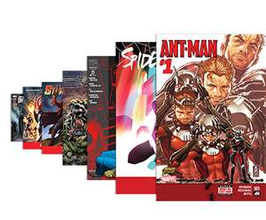 Marvel: 1 Monat Marvel Unlimited, gratis statt 9,99$