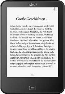 Vision 4 HD E-Book-Reader um 141,99€
