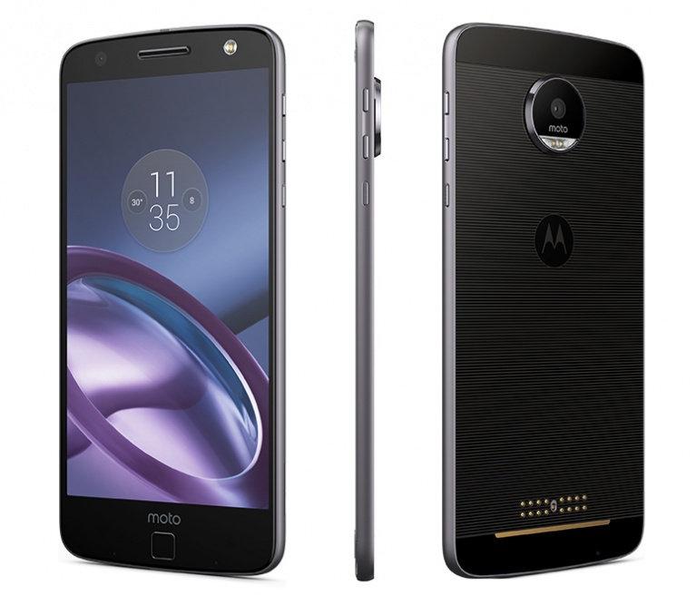 [Motorola] Moto Z(?Dual-SIM?) bei Motorola inkl. kostenlosem zusätzlichen Styleshell für 249€