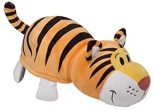 2-in-1 Kuscheltier Elefant/Tiger für 7,33€ Amazon Prime