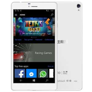 [gearbest.com] CUBE WP10 - Windows 10 Mobile - 7 Zoll Telefon mit LTE - 2GB RAM - 16GB intern - Snapdragon 210