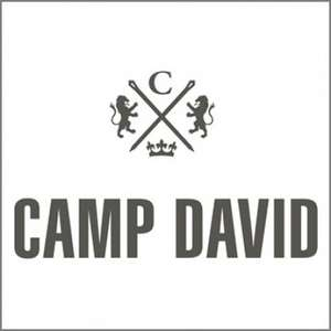 Camp David: -50% auf Alles online