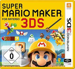 Super Mario Maker (3DS) für 22€ (Amazon Prime)