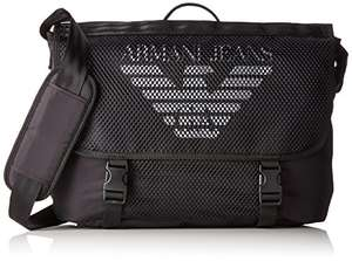 Armani Jeans Umhängetasche (12x30x44 cm) um 50 €