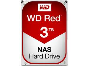 WD Red HDD (3TB) um 90 € - 22%