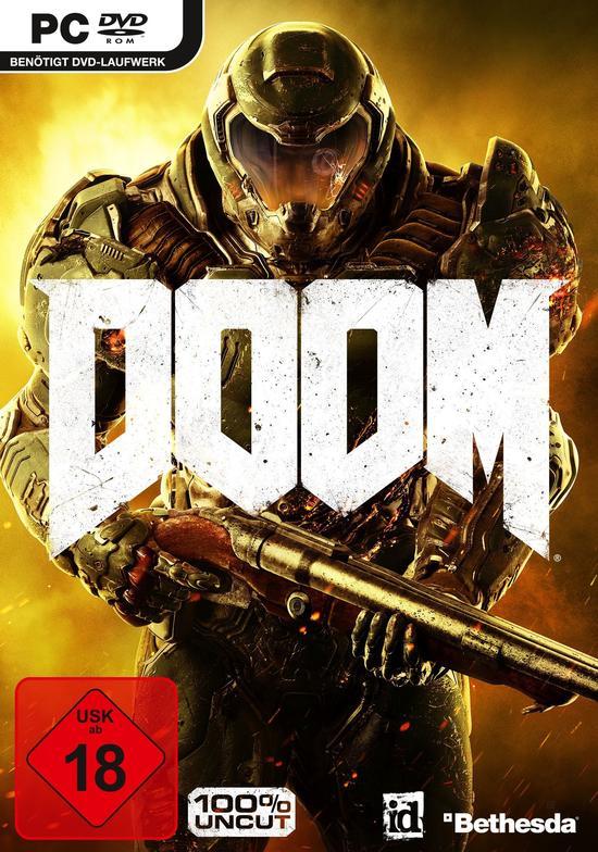 [GameStop] Doom (PC) für 5,99€