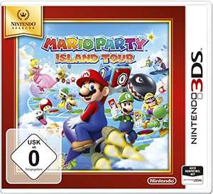 [Amazon.de] [3DS] Mario Party: Island Tour um €12,10 mit Prime