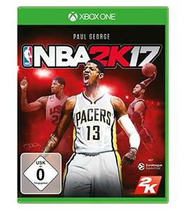 [amazon.de] NBA2K17 (Xbox One)