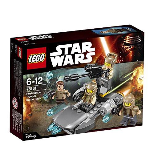 [Amazon.de] LEGO Star Wars 75131 - Resistance Trooper Battlepack um €10,- mit Prime