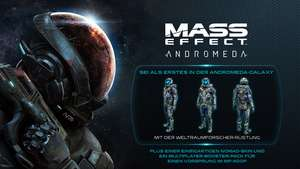 GamesOnly: Mass Effect: Andromeda (PlayStation 4) für 23,98€
