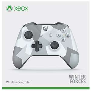 "Xbox One S Wireless Controller ""Winter Forces"" um 45 € - 20%"