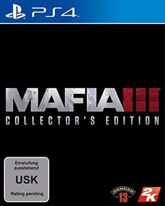 [Amazon.de] [PS4] Mafia III Collectors Edition €30 - Versandkostenfrei