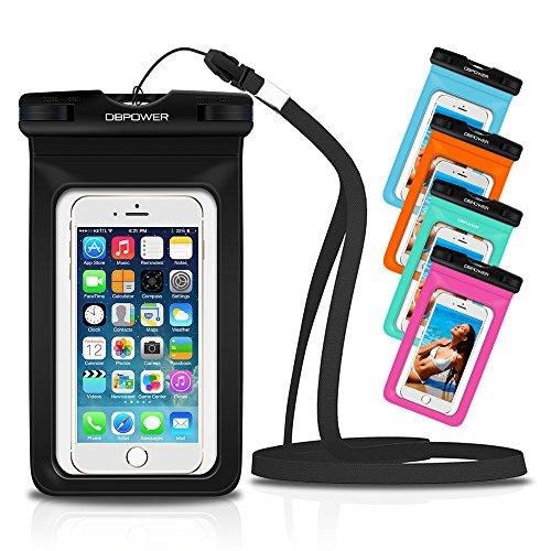 Wasserdichte Handy/Smartphonehülle für 0,99€ (Lebenslange Garantie) [Amazon Prime]