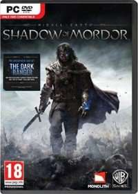 [cdkeys.com] Middle-earth: Shadow of Mordor GOTY um 3,03€