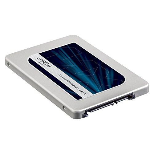 Crucial MX300 SSD (525 GB) um 120 € - 21%