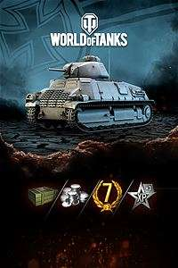 [Xbox One] World of Tanks – Dünkirchen-Einstiegsedition gratis statt 21,99€