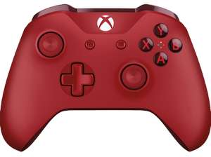MICROSOFT Wireless Controller Eddy Rot (mit Bluetooth) um 33€
