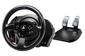 Thrustmaster T300 RS (Lenkrad inkl. 2-Pedalset, PS4 / PS3 / PC) um 199 € - 22%