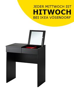 """IKEA Wien Vösendorf: """"Frisier Dich doch mal, Schatz""""-Tich um 39,99 € - 43% (nur am 12.7.2017)"""