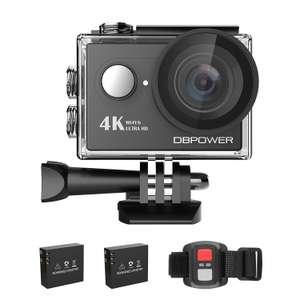 4 K WiFi Sports Action Camera 2.0 Inch FHD 49,99€