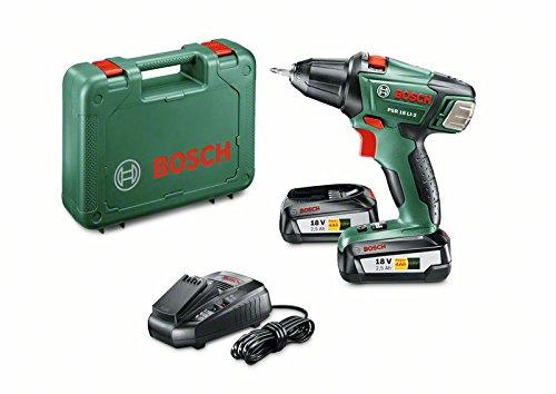 Amazon Prime Day - Bosch DIY Akku-Bohrschrauber PSR 18 LI-2 - 41% günstiger