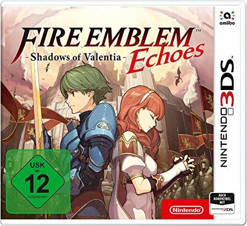Amazon Prime Day / Fire Emblem Echoes: Shadows of Valentia [3DS] für nur noch 23,95€