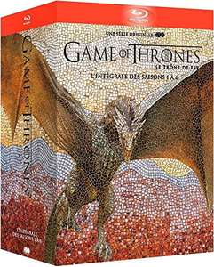 Amazon.fr: Game of Thrones Staffel 1-6 Blu-ray für 46,41€