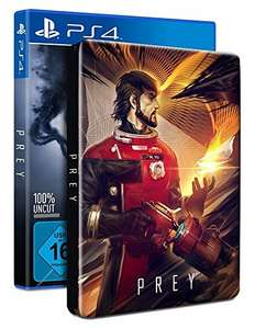 Amazon.de Prime Day: Prey (PS4 oder Xbox One) Steelbook Edition + Prey Soundtrack für je 19,97€