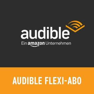 Amazon.de Prime Day: Audible Flexi-Abo für 4,95€ statt 9,95€