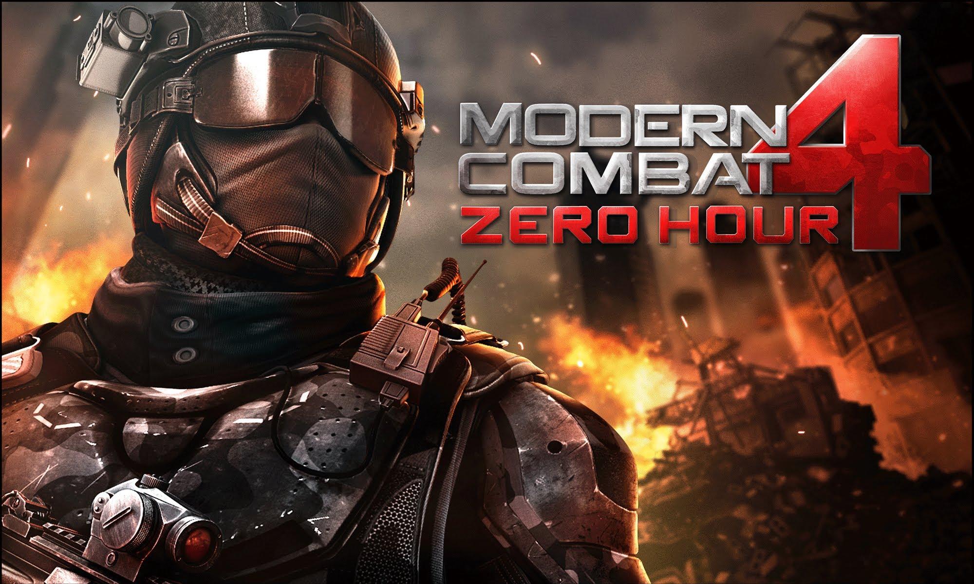 [Android] Modern Combat 4: Zero Hour (statt: 6,99€)
