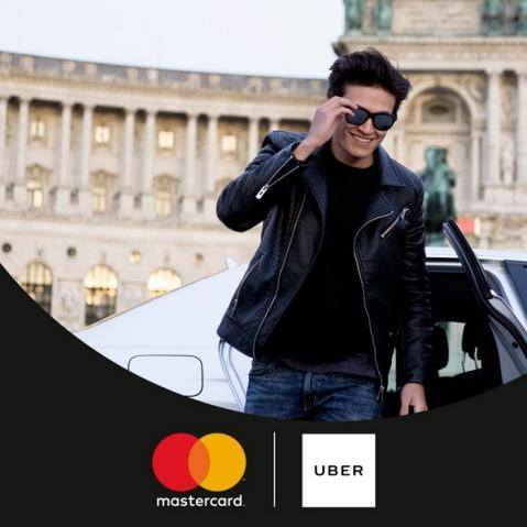 Uber: 15€ Rabatt auf einen Flughafentransfer (Wien) mit Mastercard - nur bis zum 31. August