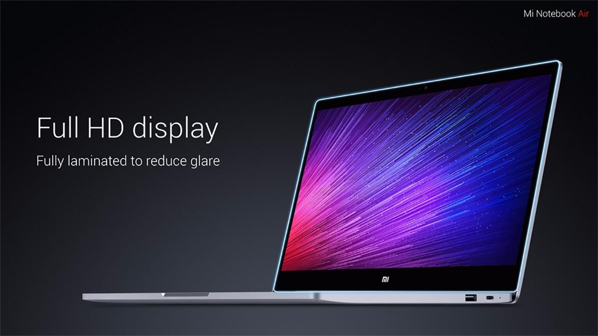 [Gearbest] Xiaomi Air 13 Laptop mit Intel i5 und GT 940MX für 542,24 € - 27% Ersparnis