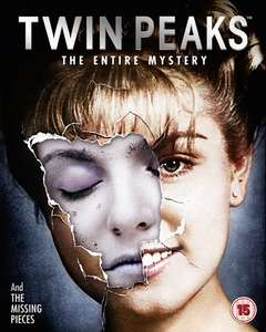 [Zoom.uk]  Twin Peaks – The Entire Mystery [Blu-ray] für 21,40 EUR inkl. VSK